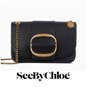See By Chloe Hopper Shoulder Bag EUC